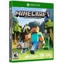 Minecraft, Xbox One, Disco Nuevo Y Sellado, Envió Gratis