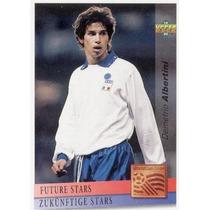 1993 Upper Deck Future Stars Demetrio Albertini Usa 1994