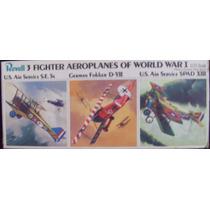 Primera Guerra Mundial, Fighters Revell Setentas