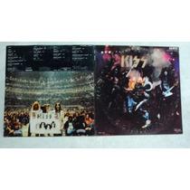 Kiss Alive 1975 Album 2 Lps En Perfecto Estado Mexicano