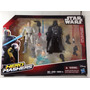 Star Wars Luke Skywalker Vs Darth Vader Hero Mashers Hasbro
