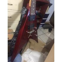 Guitarra Jackson King V, Tali Y Cuerdas Nuevas Gratis Envio
