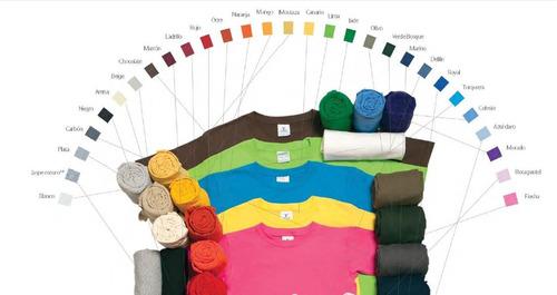 Playera Lisa 100% Algodon Niño Yazbek. +18 Colores en venta en ... 3b42e66a5062f
