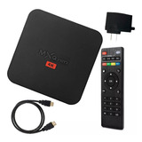 Android Tv Box Wifi Hdmi Android 7 Convertidor Smartv Apps