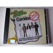 Los Tigres Del Norte Corridos Prohibidos Cd 2003 Nuevo!