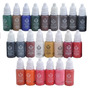 Pigmento Cosmetico Tinta Permanente Biotouch 23 Colores