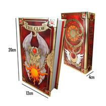 Sakura Card Captor Libro Clow Kero Con 53 Cartas Cerberus