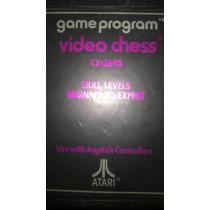 Video Chess, Ajedrez Atari