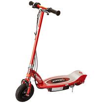 Scooter Patín Eléctrico Razor E100 De Importación Rojo