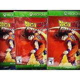 Dragon Ball Z Kakatoto Deluxe Offline Xbox One  (promoción)