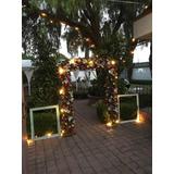 Renta De Jardín Para Fiestas Y Eventos.