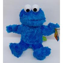 Cookie Monster Original Plaza Sésamo Peluche Regalo Títere