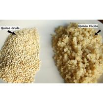 Quinoa Integral 1kg Quinua Blanca Gluten Free Cruda