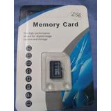 Memoria Micro Sd 256 Gigas Clase 10, Oferta Limitada