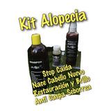 Kit Alopecia Jusse Stop Caida, Crecimiento Nuevo Y Grueso