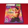 * Longaniza Games * Xbox 360 Kinect Zumba ******************