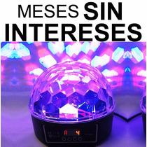 Vecctronica: Esfera Luz Disco Con Dmx Audioritmica C/ Efecto