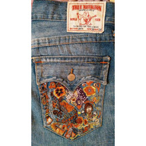 True Religion Jeans Joey Para Caballero 34x34. Seven,rock&r.