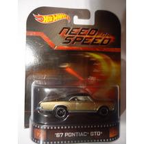 Hot Wheels Retro 67 Pontiac Gto Need For Speed