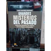 Grandes Misterios Del Pasado Tomás Martínez Nowtilus