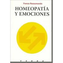 Libro Homeopatia Y Emociones Acupuntura Homeopatia Medicina