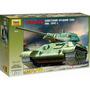 Tanque Zvezda T34 76 1/35 Armar Y Pintar / No Tamiya Revell