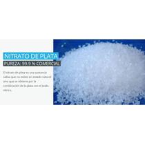 Vendo Nitrato De Plata Grado Analitico A.c.s.