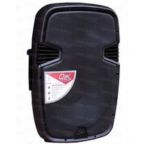 Bafle Qmc 1800 Usb Bluetooth Fm El Mas Vendido