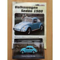 Grandes Autos Memorables, Vw Vocho Volkswagen Sedán (1968)