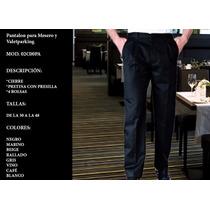 Pantalón Para Mesero Uniformes