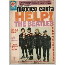 México Canta Beatles Película Help Enrique Guzmán 1966