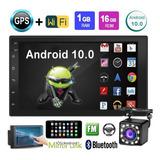 Estéreo Mirror Link 7 In Android 8.1 Con Bluetooth Para Auto