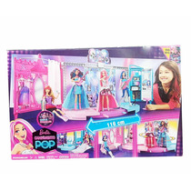 Barbie Campamento Pop Rock