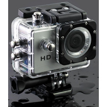 Camara Deportiva Sumergible Sport Cam A8 Hd Fotos Y Videos