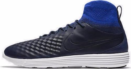 low priced f5a36 37ca7 Nike Lunar Magista Ii Flyknit College 28 Mx ¡¡¡¡ Oferta !