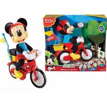 Mickey Mouse Bici Mágica Interactivo Electrónico Remate 40%