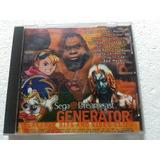 Sega Dreamcast Generator Vol.1 Muy Buenas Condiciones
