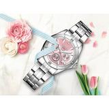 Nuevo Reloj Platinum Little Elegant! Contra Agua! Inoxidable