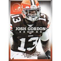 2013 Absolute Football Josh Gordon Cleveland Browns