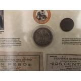 Peso Plata Muera Huerta 1914