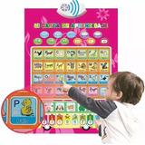 Juguete Educativo Niños Preescolar Interactivo Sonidos