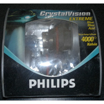 Focos Phillips 9007 Crystal Vission 12v