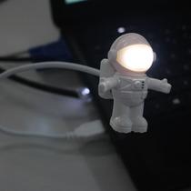 A Lote 15 Lámpara Astronauta Usb, Escritorio, Laptop