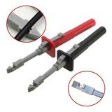 Pincha Perfora Cables  Multimetro Ocilloscopio Automotriz