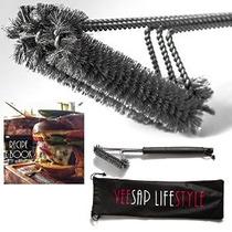 Parrilla Cepillo Por Veesap Lifestyle - Práctico Gratis Bag