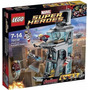 Torre Lego De Avengers Era De Ultron Super Heroes Oferta!!