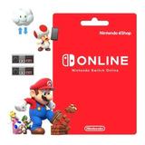 Nintendo Switch Online | 12 Meses