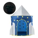 Tienda De Juegos Portátil Plegable P/niños, Diseño Castillo