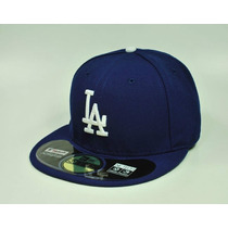 New Era Los Angeles Dodgers Gorra 59fifty 5950 Talla 7 1/8