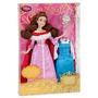 Disney Belle Singing Doll Y Vestuario Set - 11 1/2